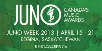 121012 Juno Awards Logo